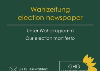 The election newspaper is available now!